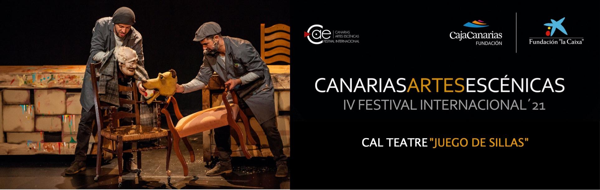 Cal Teatre, Juegos de sillas